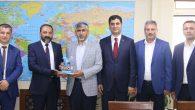 Federasyon Başkanından  Arif Özsoy'a Ziyaret