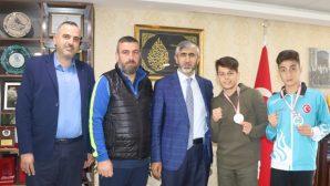 Mersin'den Madalya İle Döndüler