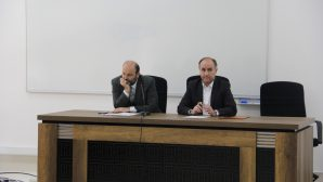 İlahiyat Fakültesi Vakfı Mütevelli Heyeti 2019 yılı olağan toplantısı düzenlendi.