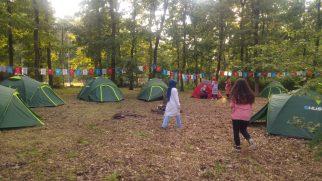 KYK'lı Gençler Ramazan Kampında Buluştu