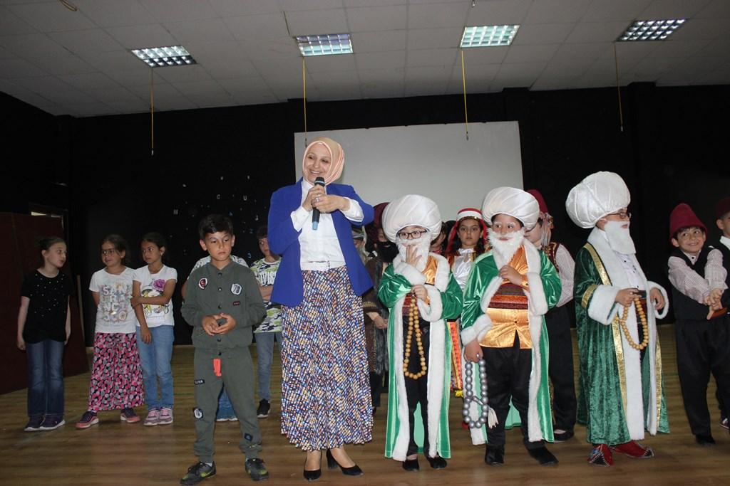 Nasreddin Hoca Fıkra Canlandırma yarışmasında büyük heyecan yaşandı
