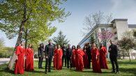 Sakarya Üniversitesi Çok Sesli Korosu Ödülle Döndü