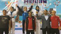 Mersin'deki Şampiyonaya Sakaryalı Sporcular Damga Vurdu
