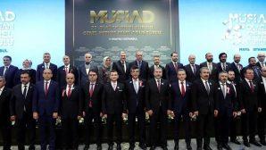 MÜSİAD Sakarya'ya bir ödülde 25.Olağan Genel Kurulda verildi.