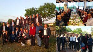 Arifiye Mezunları İznik'te İftar sofrasında buluştu