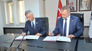 Zakho Üniversitesi ile İşbirliği