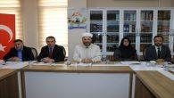 Sakarya Müftülüğünün Ramazan ayı bilgilendirme toplantısı gerçekleşti.