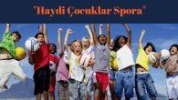 Spor Okuluna Kayıtlar Başladı