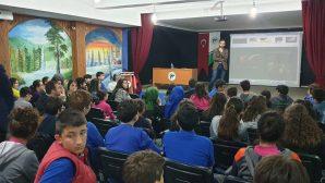 TYB Sakaryalı Yazarlar  23 Okulda Sanat ve Edebiyatı Konuştu