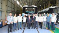 Vali Nayir'den Sakarya Hyundai Eurotem Fabrikasına Ziyaret