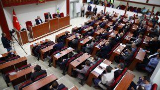 Büyükşehir Meclisi 60 maddeyi görüşecek