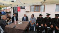 Vali Nayir'den Şehit Piyade Uzman Çavuş'un Ailesine Taziye Ziyareti