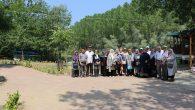 YADEM'li yaşlılar Acarlar Longozu'nda yürüdü