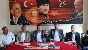 Cumhur İttifakı MHP Arifiye İlçede buluştu