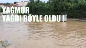 BURASI ARİFİYE'NİN ANA CADDESİ!..