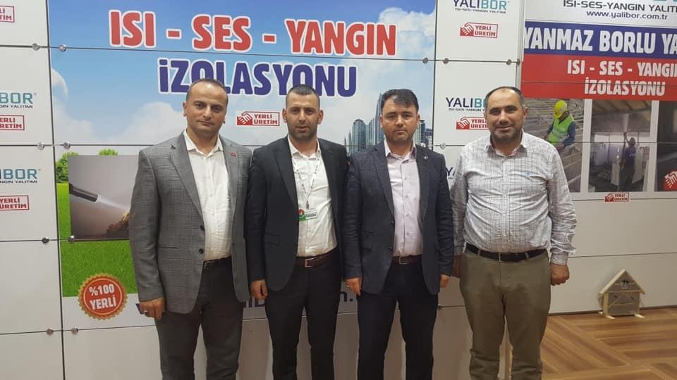 "ARSİADER' den ""YALIBOR""a Ziyaret"