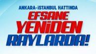 Ankara Ekspresi Arifiye güzergahında da duracak.