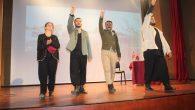 """""""VATAN YAHUT SİLİSTRE """"Arifiye Ülkü Ocaklarının ev sahipliğinde sahnelendi."""
