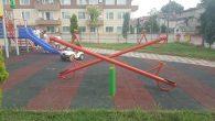Çocuk Parkına Çözüm istedi!..