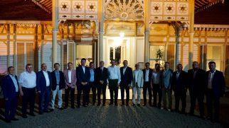 Başkanlar İstanbul'da toplandılar.