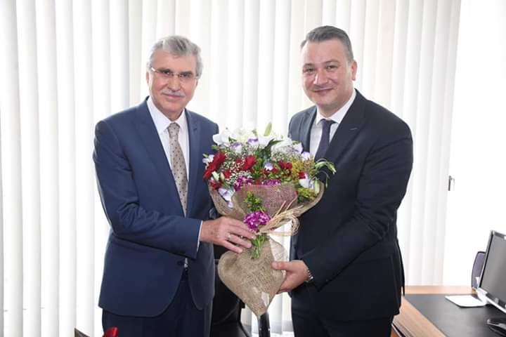 Belpaş A.Ş Genel Müdürü Osman Çelik oldu.