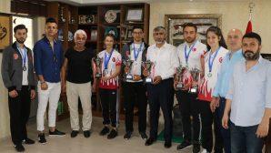 Kick Boksçularda Yeni Hedef Erzurum