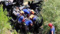 AFAD'dan Trafik Kazalarına karşı Müdahale ve Kurtarma Tatbikatı