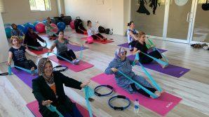 Yaşam Boyu Spor İçin Pilates  Kurslarımıza Bekliyoruz