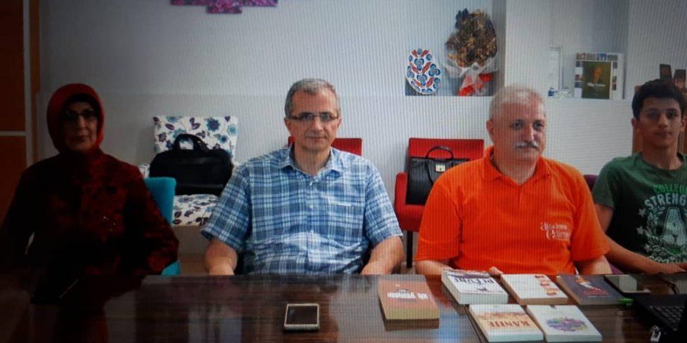 Romancı Mehmet Niyazi Özdemir Anıldı