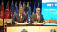 SAÜ ile Kırgız-Özbek Üniversitesi Arasında Mevlana Protokolü İmzalandı