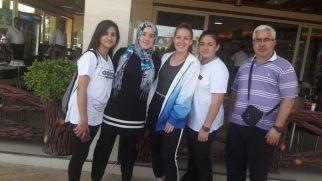 Arifiye Ayyıldız Gaziantep'e gitti…