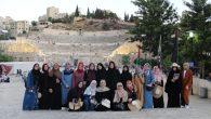 İlahiyat Fakültesi Öğrencileri Ürdün'de