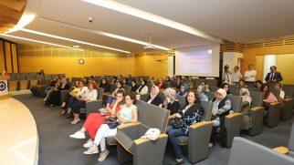 Girişimci kadınlara SATSO'da sosyal medya anlatıldı