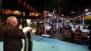 Şehit Aileleri ve Gaziler ile Gazi yakınları onuruna program düzenlendi.