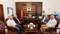 Sakarya 15 Temmuz Milli İrade Derneği Yönetiminden Vali Nayir'e Ziyaret