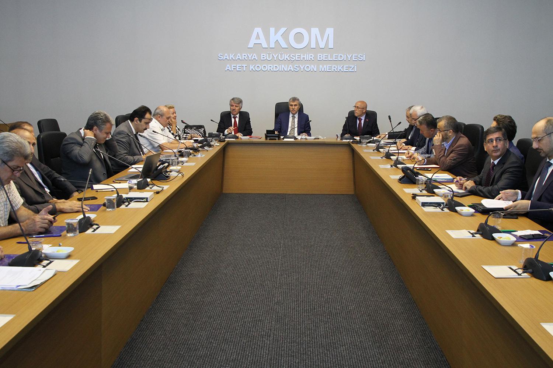 İTÜ ile afetlere karşı sratejik plan toplantısı gerçekleştirildi