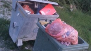 Neviye Mahallesinden Çöp Şikayeti!
