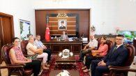 Kültür ve Turizm Bakanlığı Heyeti İlimizde
