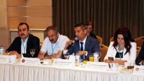 Başkan Burak Baro Başkanları Toplantısında konuştu