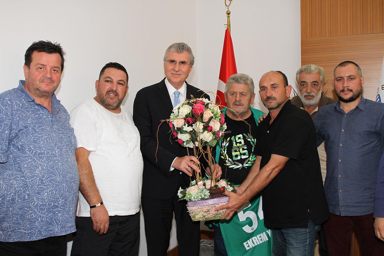 """""""Hep birlikte Sakaryaspor'un etrafında kenetleneceğiz"""""""
