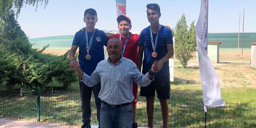 Atıcılık'ta Türkiye ikincisi Büyükşehir'den