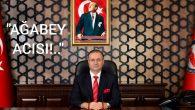 KAYMAKAMIMIZ BEKİR DINKIRCI'NIN AĞABEYİ VEFAT ETTİ!..