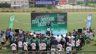Başkan Ekrem Yüce,Sakaryaspor Yaz Futbol Okulu'nun açılış töreninde konuştu