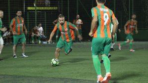 İlçe Futbol Turnuvasında dün gerçekleşen karşılaşmalar