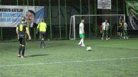 Futbol Turnuvasında 7. gün geride kaldı.