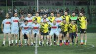 İlçe Futbol Turnuvasında heyecan devam ediyor