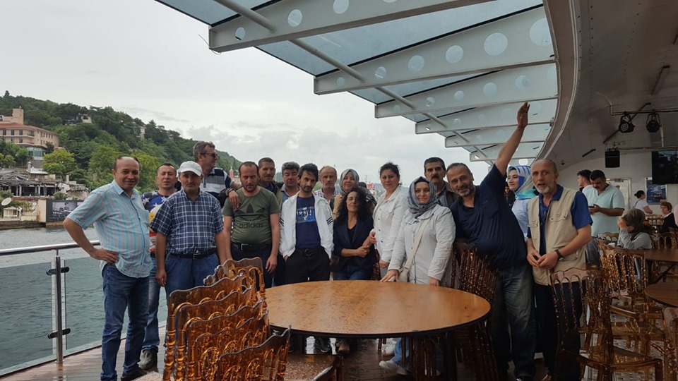 Sakarya Toplum Ruh Sağlığı Merkezi Hastalarının Boğaz Gezisi