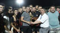 Arifiye İlçe Futbol Turnuvası Sona Erdi