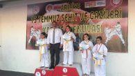 15.Temmuz Şehit ve Gazileri Turnuvası ilçemizde gerçekleşti