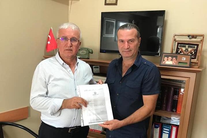 DP Arifiye İlçe Başkanı Taşkın Ömür oldu
